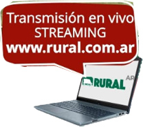 Transmisión en vivo por Streaming.